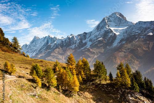Plakaty krajobraz gorski-krajobraz
