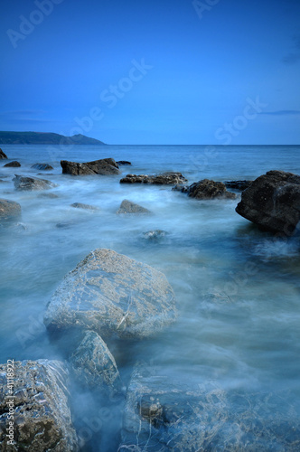 Photo The calm sea
