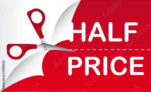 Fotografía  half price