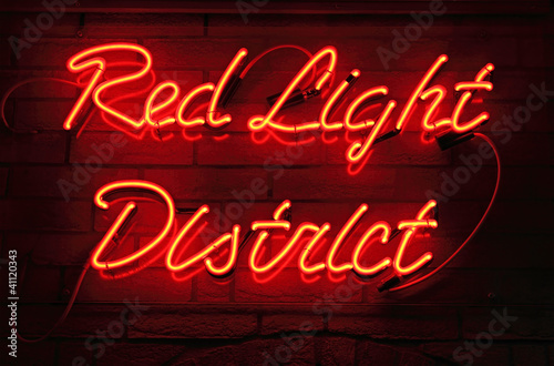 Photo Red Light District