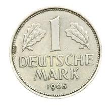 DEUTSCHLAND 1965 One Deutch Ma...