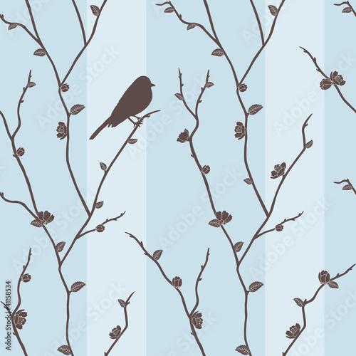 wektorowy-bezszwowy-wzor-z-ptakiem-na-sak