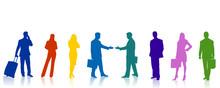 Business-Serie: Teamwork 2