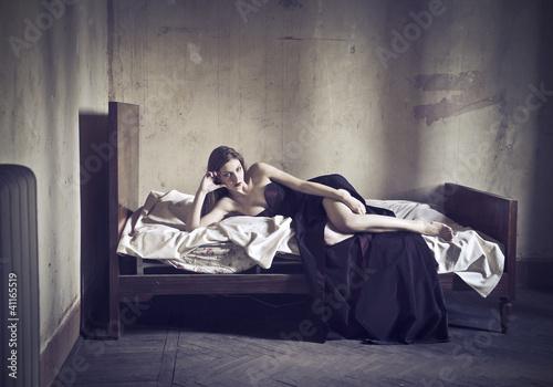 Valokuva Sensual woman