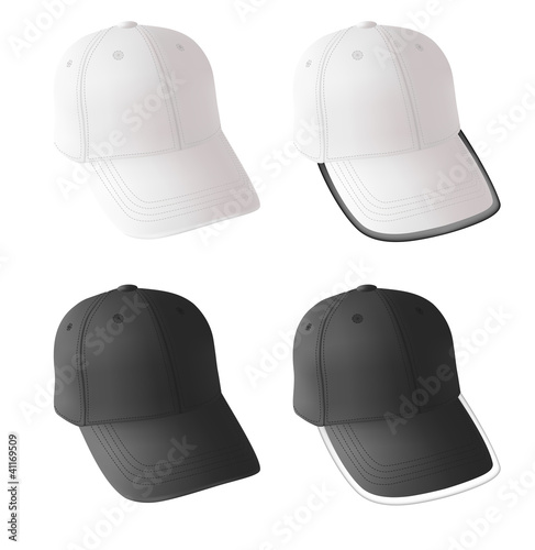 blank baseball cap template buy this stock vector and explore