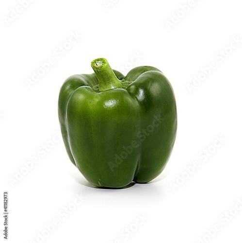 Fotografie, Obraz  green pepper poivron vert