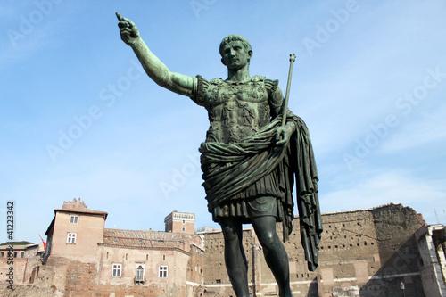 Fotografía  Ottaviano, Roman Emperor