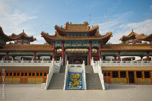 Thean Hou Temple in Kuala Lumpur, Malaysia Poster