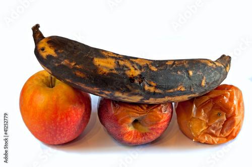 Fotografie, Tablou  Rotten fruit