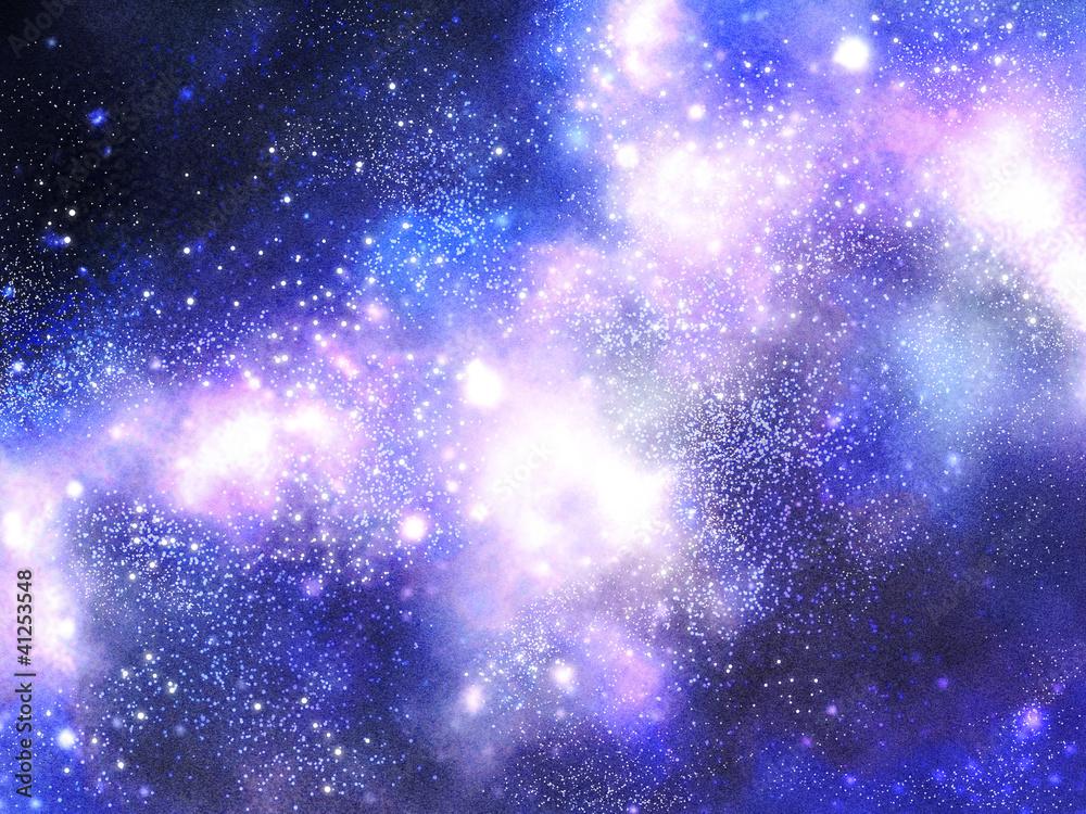 Fototapety, obrazy: Milky Way