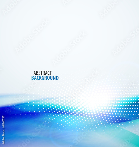In de dag Abstract wave Abstract wave background