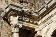 Corinthian Order Of Hadrian's ...