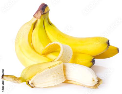 Fotografie, Tablou  Fresh bananas