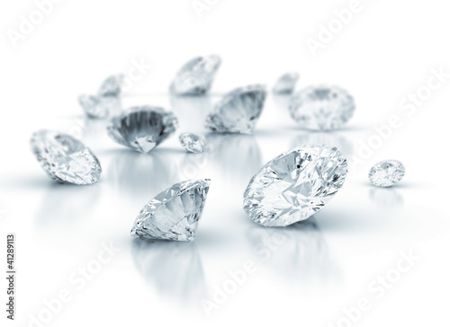 Diamonds #41289113