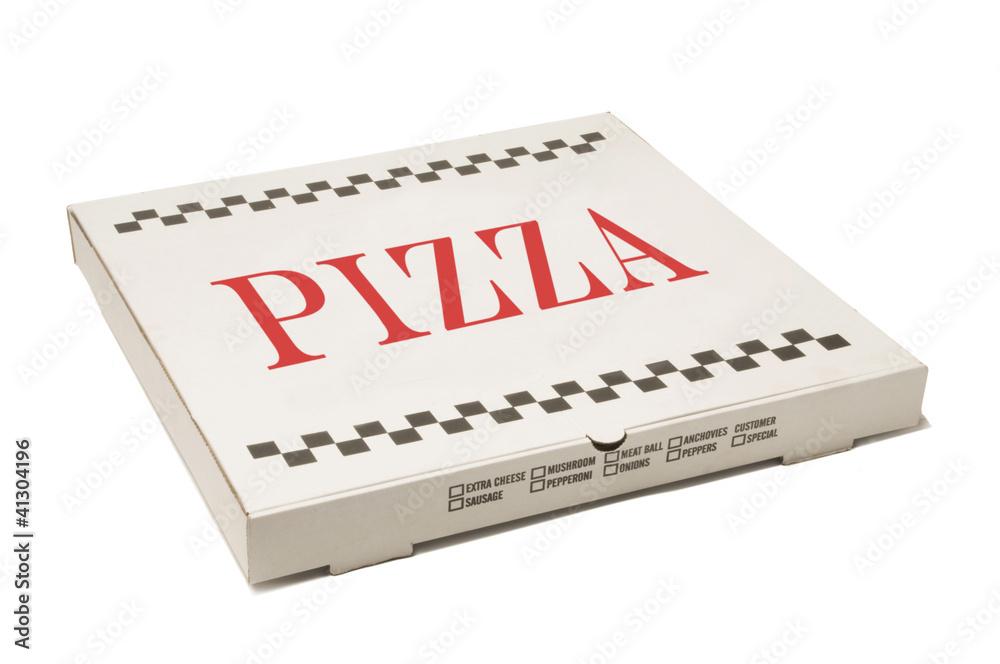 Pizza delivery box