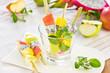 Fruits salad [Fruits salad skewer ]