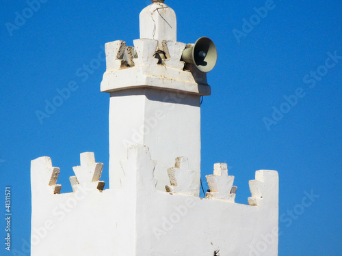 Fotografie, Tablou Mosque in Agadir