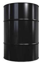 Oil Drum. Classic Black Oil Dr...