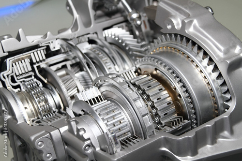 Photo  Automotive Transmission