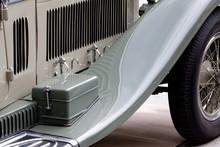 Rolls Royce - Dettaglio Carroz...