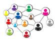 social network and social media