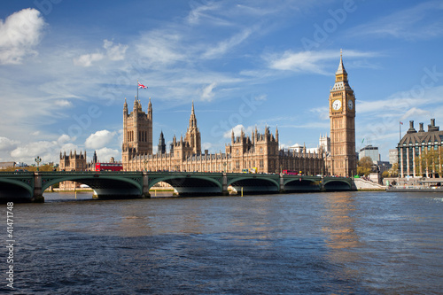 Foto op Canvas Londen London Big Ben with Westminster