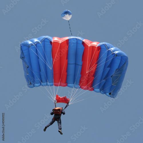 Fotografia parachute