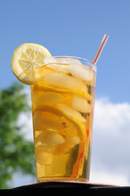 Summertime Iced Tea