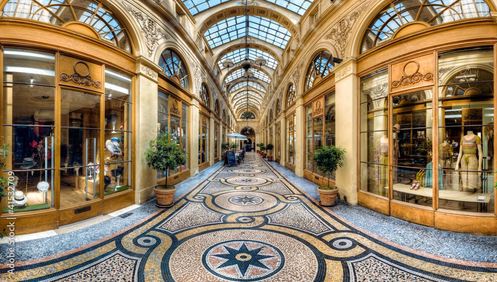 Fototapety, obrazy: Vivienne Gallery, Paryż
