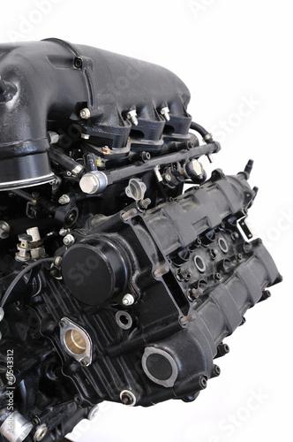 Foto op Plexiglas F1 F1のエンジン