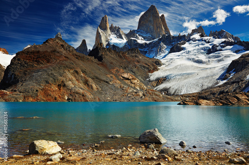 mount-fitz-roy-patagonia-argentyna