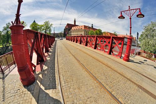 wroclaw-kladka-nad-rzeka