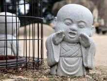 Happy Kid Statue, Japan