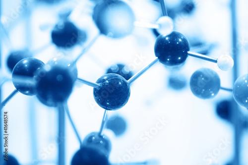 Photo  Molecular structure
