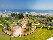 Bahai Garden Panorama