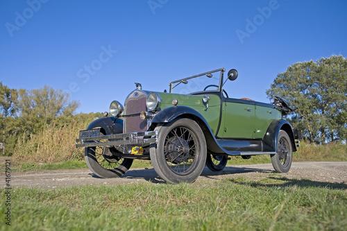 фотография  Oldtimer-Phaeton-1928 1297