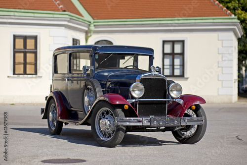 Oldtimer-Plymouth-1929 0592
