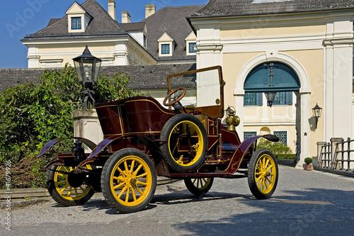 Fotografie, Obraz  Oldtimer-Renault-AX-1908 7030