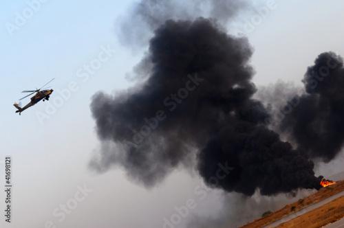 Türaufkleber Rauch Israel Air Force - Air Show