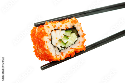 Staande foto Sushi bar Sushi (California Roll)