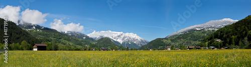 Panorama - Schruns im Frühling - 41719141