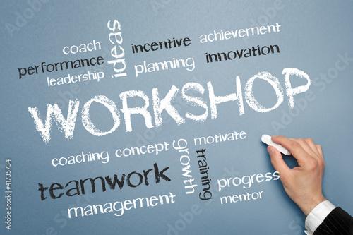 Workshop Tag Cloud