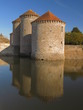 Château de Bourg-Archambault ; Vienne ; Poitou-Charente