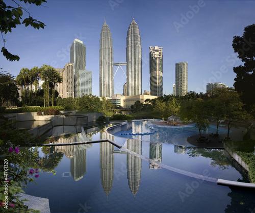 Foto auf Gartenposter Kuala Lumpur Kuala Lumpur