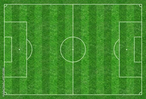 Obraz Fußballplatz - fototapety do salonu