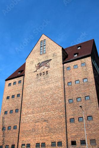 Fotografia  Altes Lagerhaus in Rostock