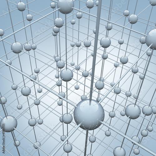 siec-i-internet-trojwymiarowy-model