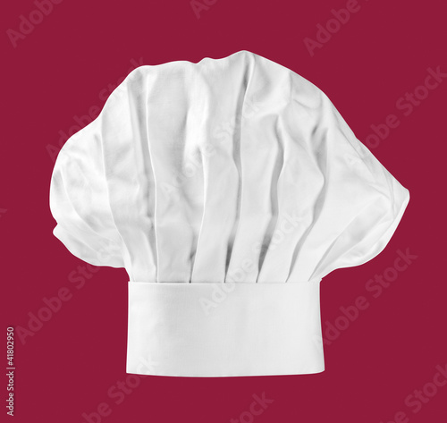 Chef hat or toque Canvas Print