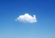 Leinwandbild Motiv Cloud