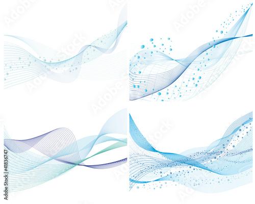Fototapeta water  background obraz